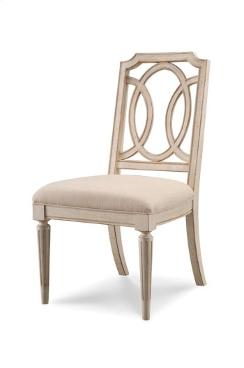Provenance Side Chair - Linen Product Image