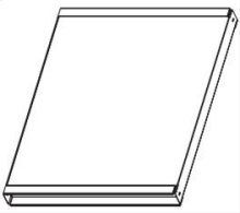 """2-ft Rectangular Duct section 1-7/8"""" x 19"""""""