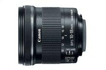 EF-S 10-18mm f/4.5-5.6 IS STM Ultra-Wide Zoom Lens