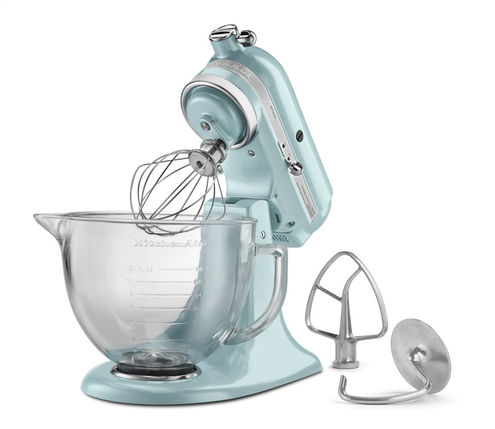 KSM155GBAZKitchenaid Artisan(R) Design Series 5 Quart Tilt-Head ...