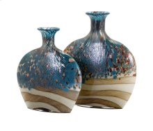 Nordiak Glass Vases - Set of 2