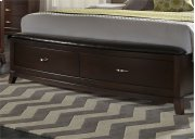 Queen Storage Footboard & Slat Pack Product Image