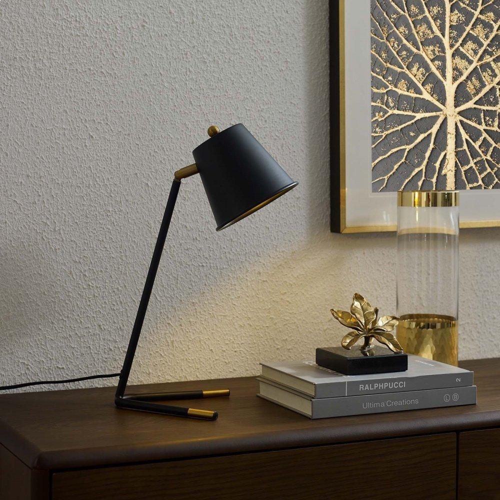 Determine Table Lamp
