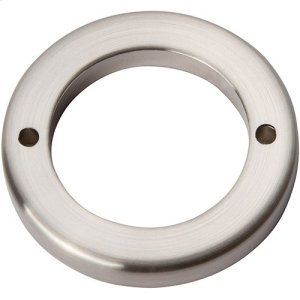 Tableau Round Base 1 13/16 Inch - Brushed Nickel Product Image