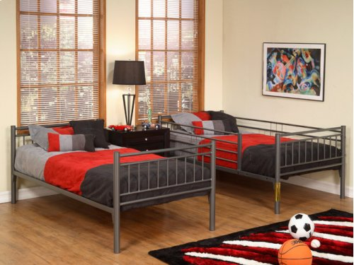 Full/full Bunk Bed (bk)