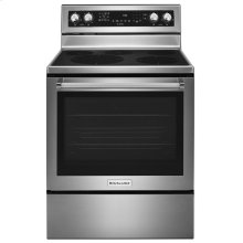 SCRATCH AND DENT30-Inch 5-Element Electric Convection Range - Stainless Steel