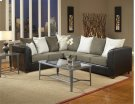 Trapper Black Sectional Product Image
