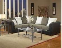 Trapper Black Sectional