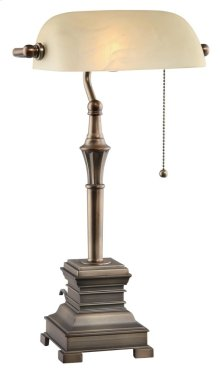 "Malone Desk Lamp 19""Ht"