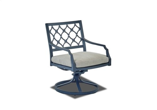 Mirage Swivel Rocking Dining Chair
