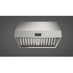 "FULGOR MILANO30"" Pro Hood (1 Fan - Slider) - Stainless Steel"