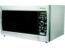 Compact Size 0.8 cu. ft. Countertop Microwave Oven, Stainless