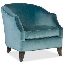Domestic Living Room Focus Club Chair
