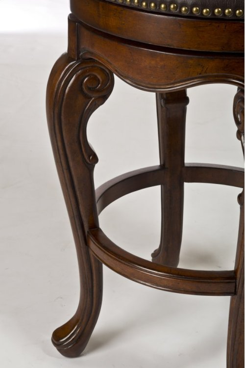 Burrell Swivel Counter Stool