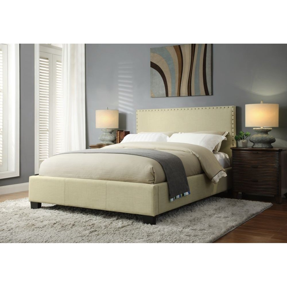 Tavel Full Storage Bed