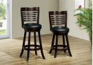 "BARSTOOL - 2PCS / 38""H / SWIVEL / CAPPUCCINO COUNTER HGT Product Image"