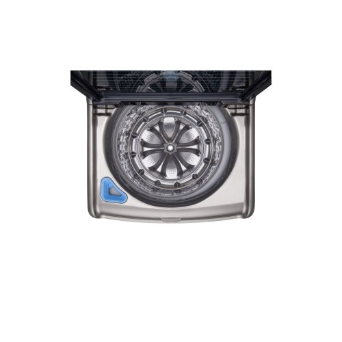 5.7 Cu.Ft. Mega Capacity Top Load Washer With TurboWash® Technology