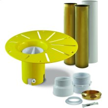 Easy Install Tub Drain Rough-In Kit