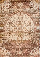 Rust / Ivory Rug Product Image