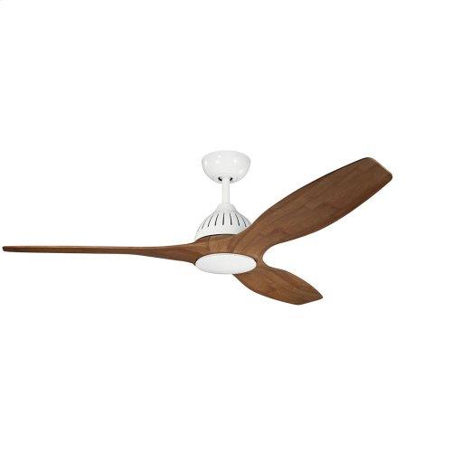 Jace Collection 60 Inch Jace Fan LED WHT