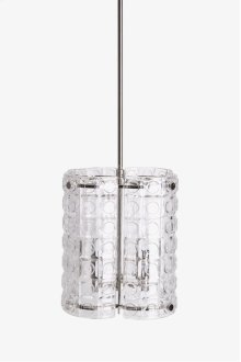 Torrey Ceiling Mounted Large Pendant with Glass Shade STYLE: TOLT04