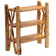 Twig Bookshelf - Natural Cedar