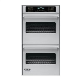 "Stainless Steel 27"" Double Electric Touch Control Premiere Oven - VEDO (27"" Wide Double Electric Touch Control Premiere Oven)"
