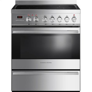 "Fisher & Paykel30"" Induction Range"