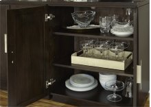 Bunching Shelf Curio