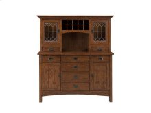Oak Park China Hutch