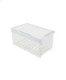 "Freezer Bin - Sliding Runners - 25 7/16"" x 12 5/8"" x 9"" Product Image"
