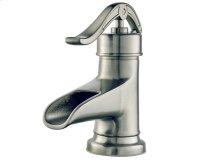 Brushed Nickel Pendleton Single Control, Centerset Bath Faucet
