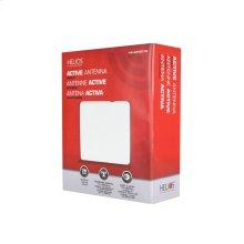 Amplified UHF/VHF Active Antenna