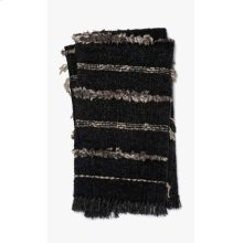 T0041 Charcoal / Multi Throw