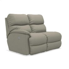 Trouper Power Right-Arm Sitting Reclining Loveseat w/ Headrest