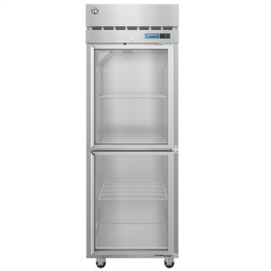 HoshizakiF1A-HG, Freezer, Single Section Upright, Stainless Door with Lock