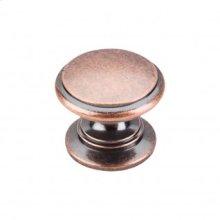 Ray Knob 1 1/4 Inch - Antique Copper