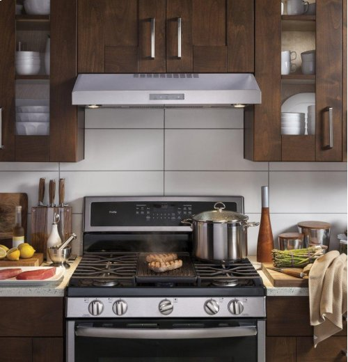 "GE Profile Series 30"" Under The Cabinet Hood"