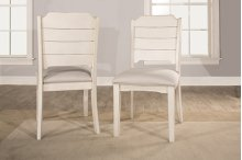 Clarion Side Dining Chair - Set of 2 - Sea White