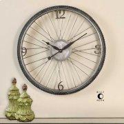 Spokes Wall Clock Product Image