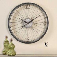 Spokes, Wall Clock