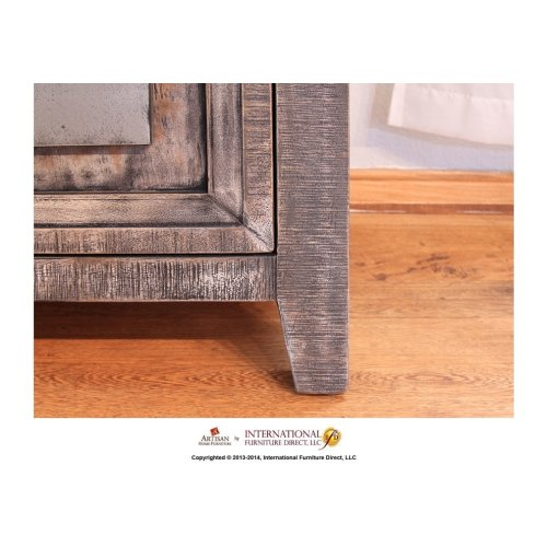 Chair w/Upholstered Seat Fabric