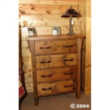 Stony Brooke - 4 Drawer Upright Dresser