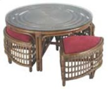 CB-2 Antique Wicker/Rattan