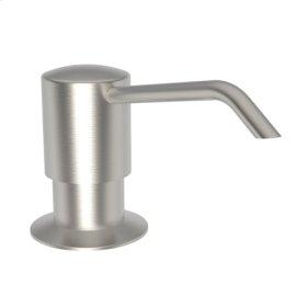 Satin Nickel - PVD Soap/Lotion Dispenser