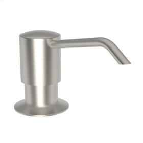 Satin Nickel - PVD Soap/Lotion Dispenser