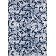 Santa Barbara Ki200 Whtnv Rectangle Rug 5'3'' X 7'5''