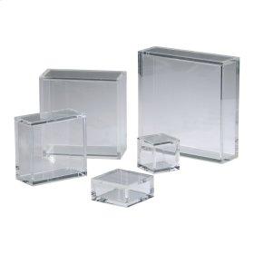 10x10 Sq Acrylic Pedestal