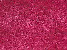 Shaggy rug, Fuchsia color