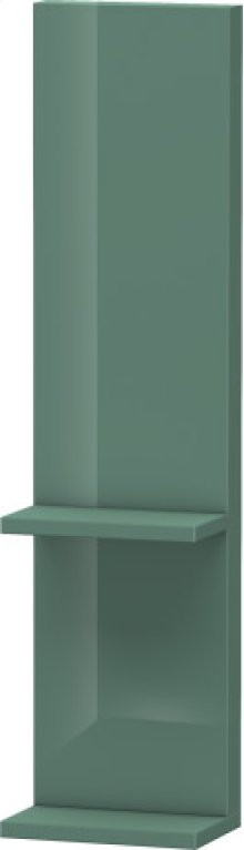 Shelf Element, Jade High Gloss Lacquer